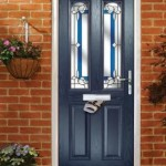 Replacement Doors - Blue Composite Door