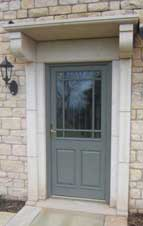 Replacement Doors - Hardwood door