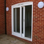 Timber doors - Hardwood sliding patio doors