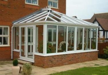 Edwardian Conservatories - The completed conservatory