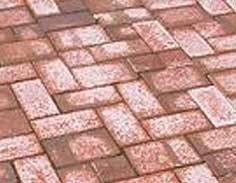 Advantages and disadvantages of block paving - Efflorescence is calcium carbonate, the dusty white powder you see on the surface of the block paving