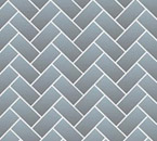 Block paving laying patterns - Herringbone 45