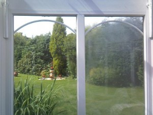 PVCu window repair - misted sealed unit