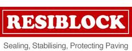 Cleaning and sealing block paving - Resiblock products