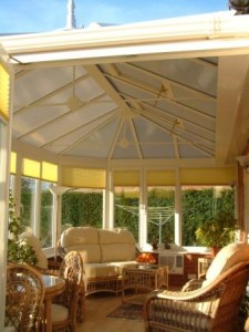 Finishing touches for your conservatory - conservatory furniture