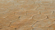 Imprinted concrete colours & patterns - large random stone