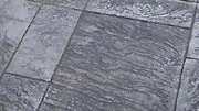 Imprinted concrete colours & patterns - Royal ashlar slate