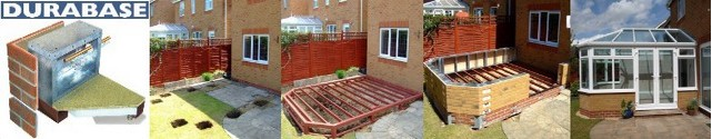 DIY Conservatory Prices - Durabase DIY conservatory and orangery base works and dwarf wall system