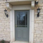 Timber doors - hardwood residential door
