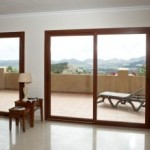 PVCu doors - PVCu sliding patio doors