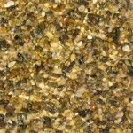 Resin adnd aggregate driveways -  Resin bonded aggregate - Rounded Sepia