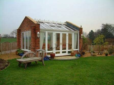 Orangeries - Bespoke Stand alone Gable conservatory