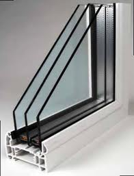 Energy efficiency of windows - triple glazing