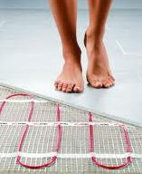 Finishing touches for your conservatory - underfloor heating