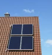 Solar thermal water heating systems - Flat panels